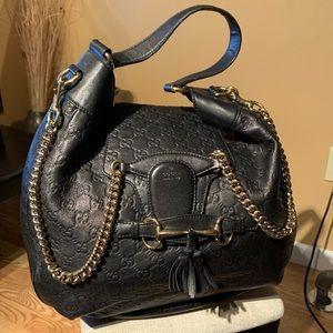 Women s Gucci Emily Handbag on Poshmark ed8b4f10c